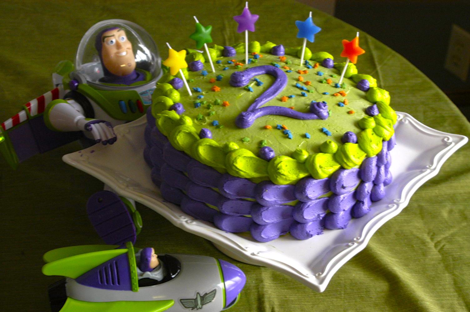 Jacks Funfetti 2nd Birthday Cake Hickory Creek Lane