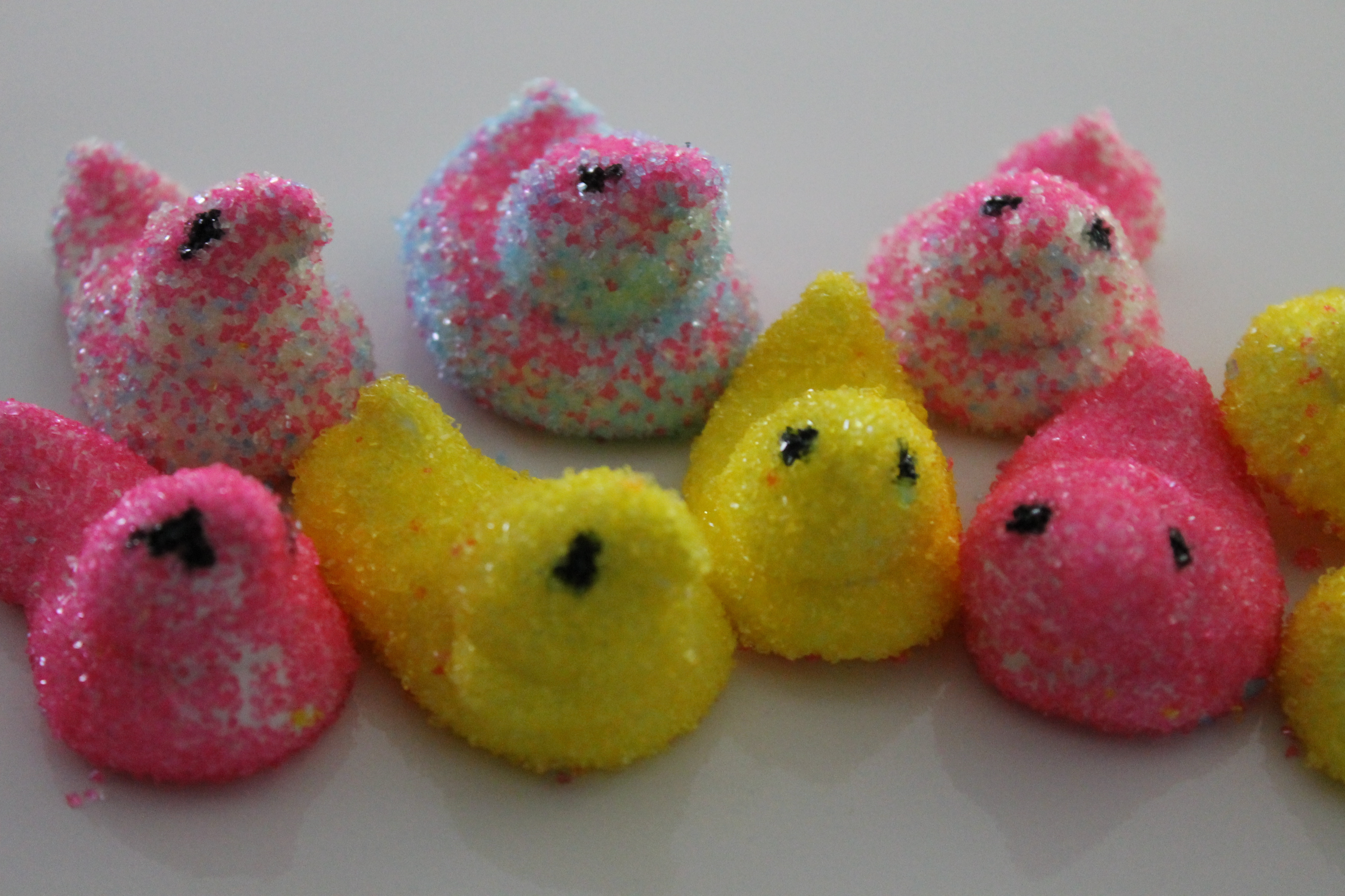 To celebrate this beautiful Easter weekend, I attempted to make homemade peeps again. My first attempt was last spring. Visions of beautiful, sparkling ...