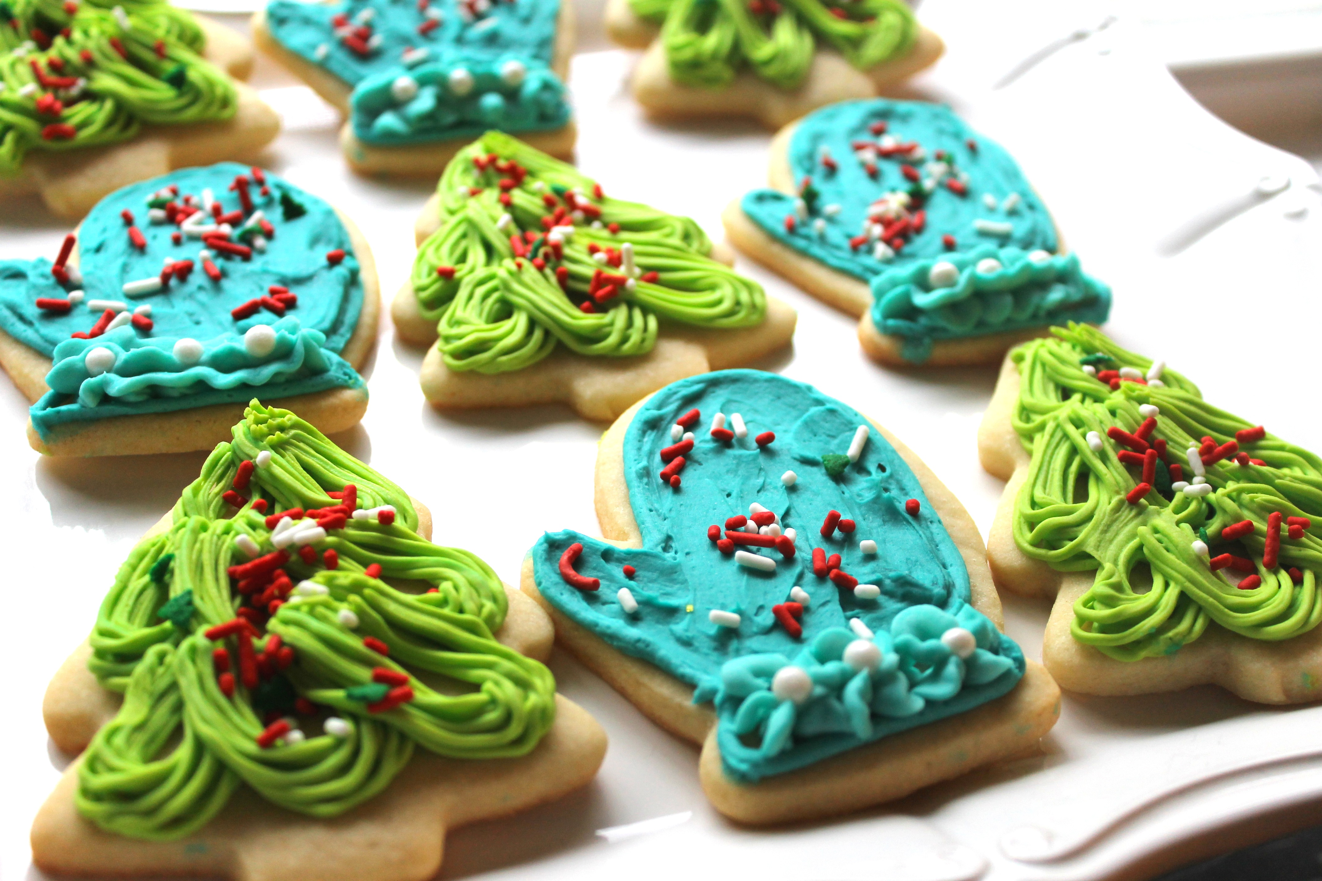 Recipe for cut out cookie frosting