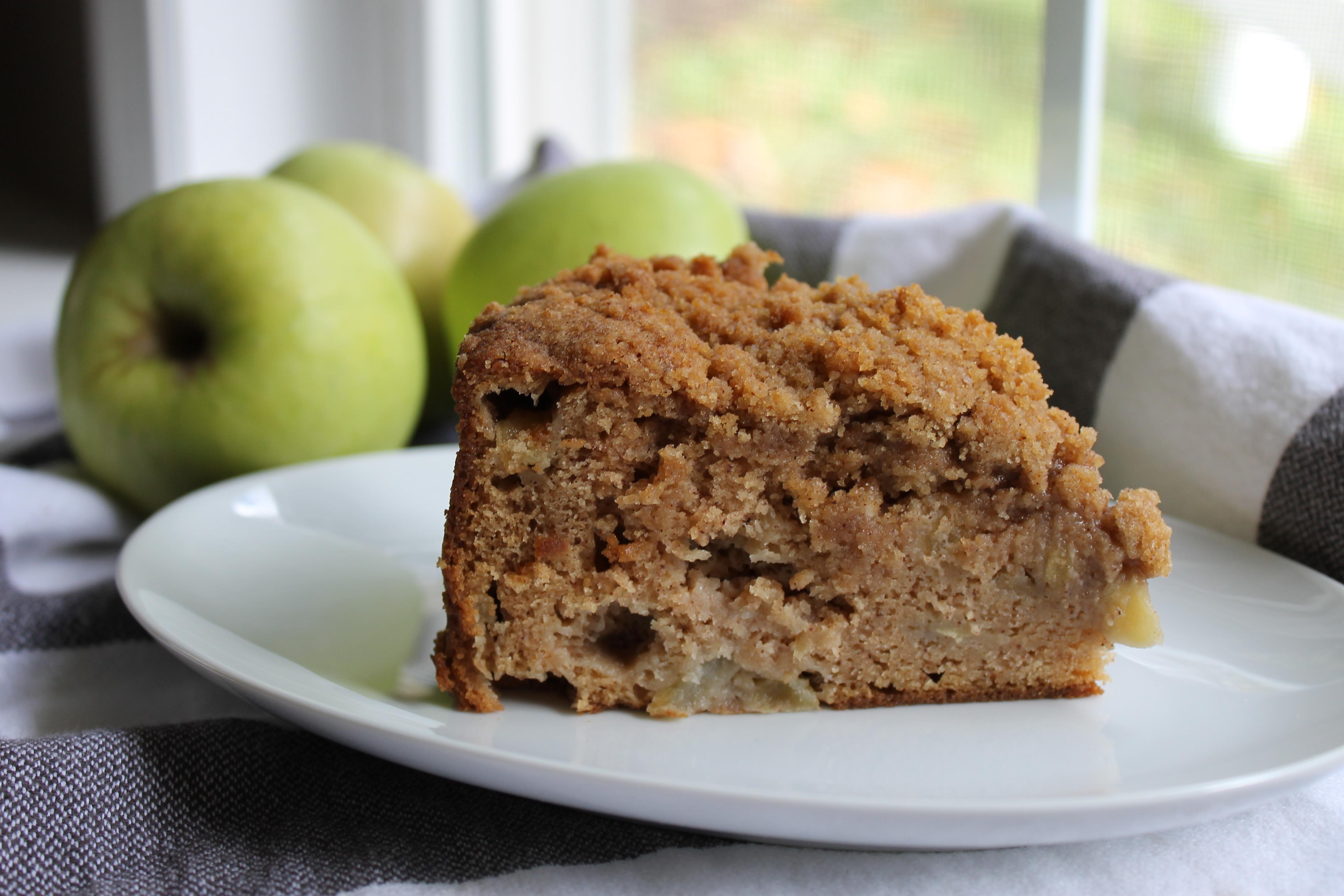 Emeril Apple Coffee Cake
